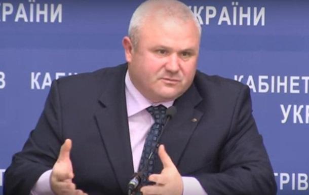 Кабмин уволил главу Госслужбы ветеранов  АТО