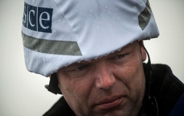 ОБСЕ призывает ДНР расследовать нападение в Ясиноватой