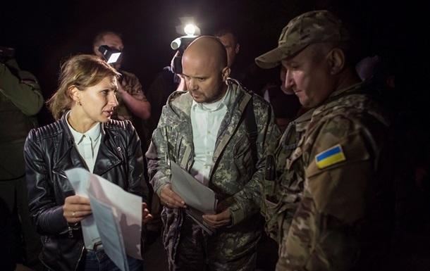 Кучма: Обмен пленными начнется 5 июля
