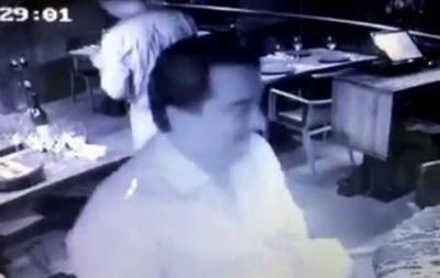 Дело Гужвы. ГПУ обнародовала новое видео