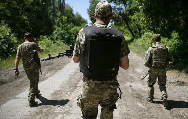 На Донбассе обезвредили диверсантов во главе с гражданином РФ — штаб