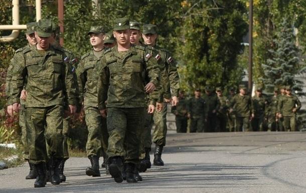 В Крыму призвали в армию почти две тысячи человек