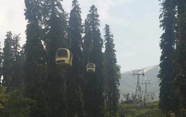 В Индии семь туристов погибли на канатной дороге