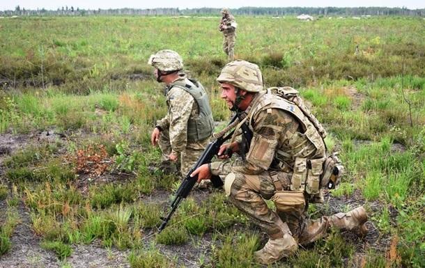 Штаб: Возможны провокации противника на Луганщине