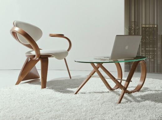 Авторская мебель – нестандартное решение для интерьера
