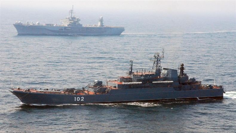 Россия силой продавливает морские пути сообщения и добычу энергоресурсов в Восточном Средиземноморье