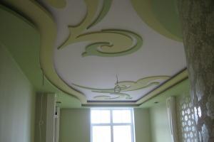 Декоративные потолки: Идеи для украшения