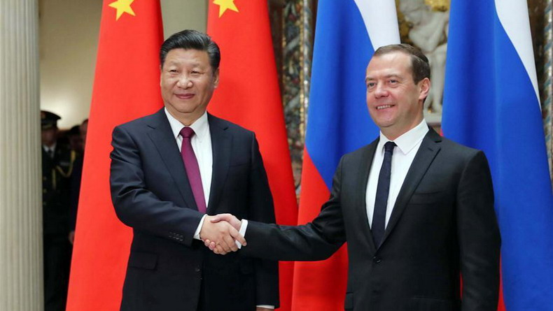Китай и Россия договорились о совместном строительстве «Ледяного шелкового пути»