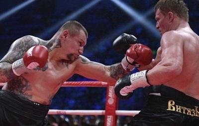 Бокс: Украинец уступил россиянину по очкам