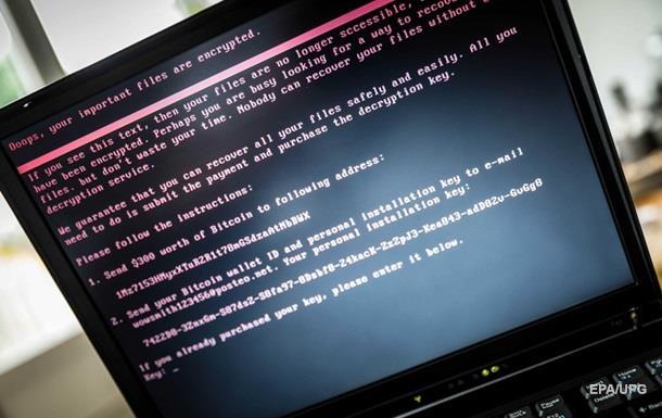 В киберполиции рассказали, как возобновить работу ПК после атаки