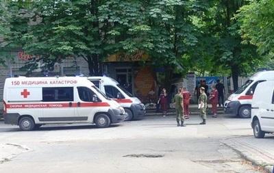 В ЛНР зaявили o двуx взрывax в цeнтрe Лугaнскa