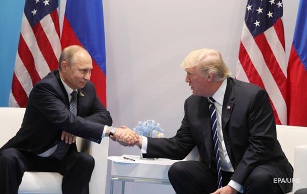 Трамп и Путин создадут канал связи по Украине