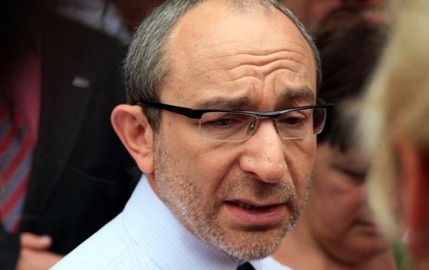 Луценко: ГПУ намерена объявить подозрение Кернесу