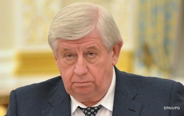 Суд отказал Шокину в восстановлении в должности