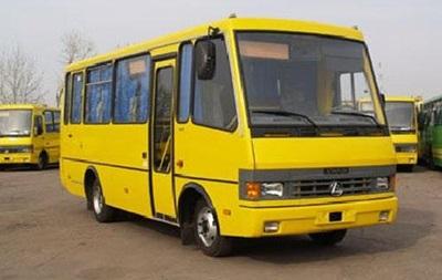 На Львовщине пять человек получили ожоги в автобусе