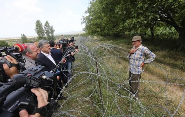 Порошенко: У Грузии и Украины общий агрессор − РФ