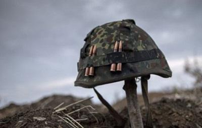 При обстреле Водяного погиб военный – штаб