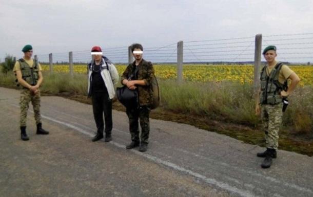 Пограничники задержали двух сталкеров возле Чернобыльской зоны