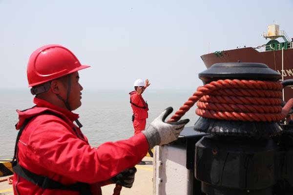 В Китае создается новая морская экономика