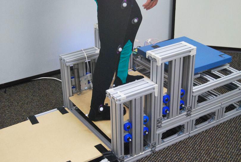 Лестницы с технологией рекуперации энергии могут заменить обычные лестничные марши