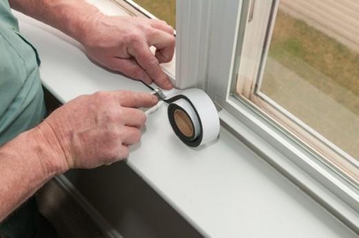 Как утеплить окно самостоятельно?