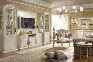 Итальянская мебель в гостиную: в чем особенности?