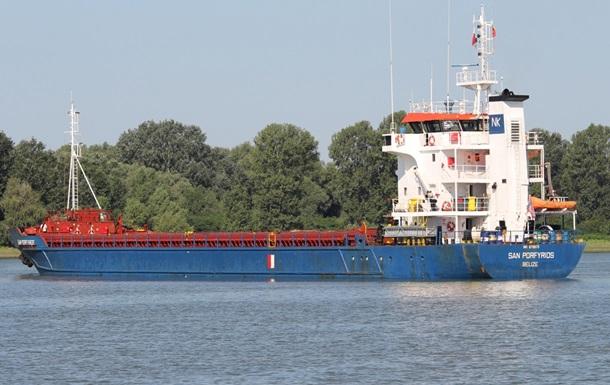 На Одесчине задержали судно за заход в Крым