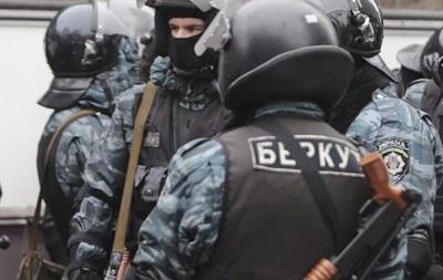 Суд продлил арест пяти экс-«беркутовцев»