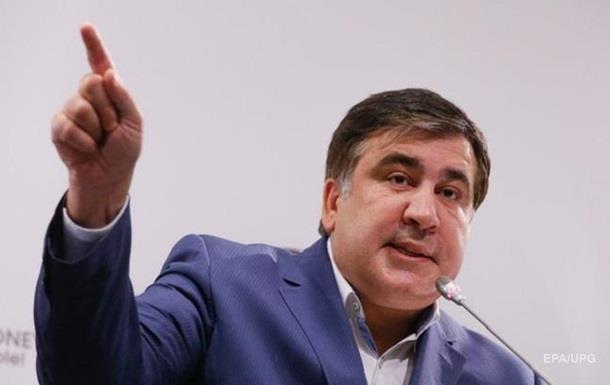 Найду путь домой. Саакашвили хочет вернуться в Украину