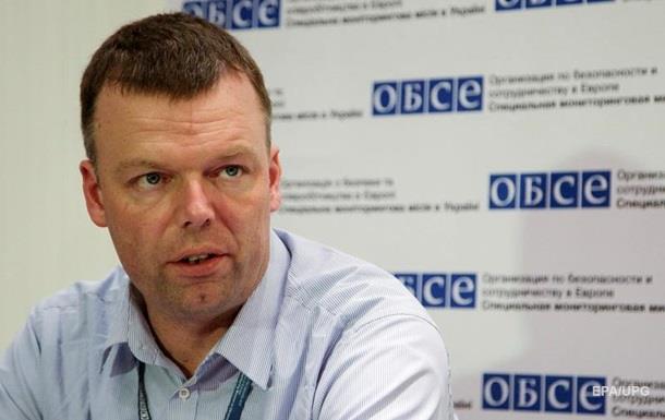 ОБСЕ: Обе стороны размещают оружие в жилых зонах