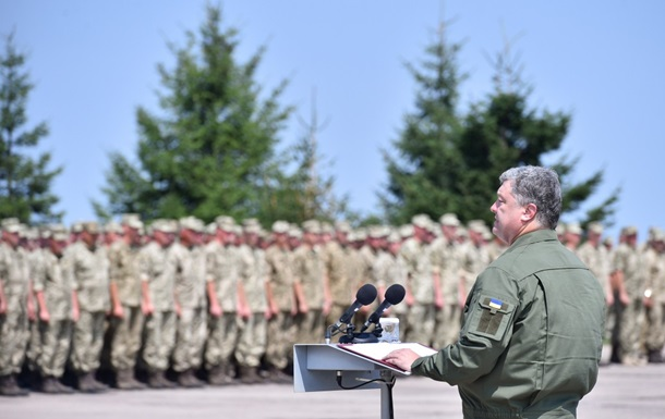 Военным в зоне АТО увеличат выплаты