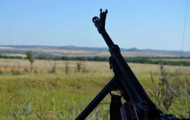 Позиции ВСУ около Крымского попали под обстрел