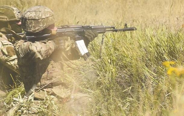 Под Марьинкой снайпер убил украинского военного