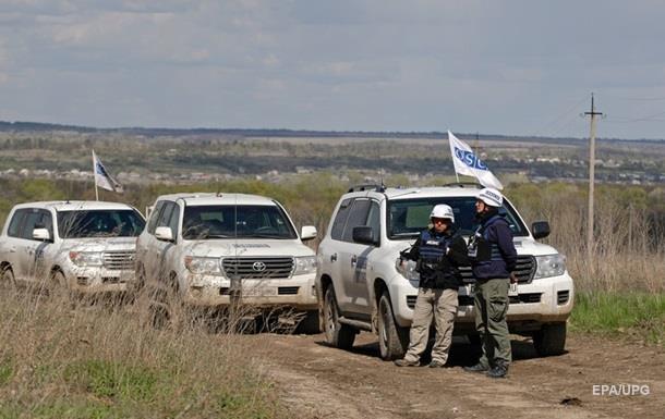ОБСЕ: Количество обстрелов в АТО выросло вдвое