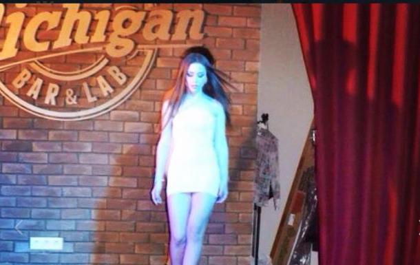 СМИ: Дочь замглавы облвоенкомата тусила в Луганске