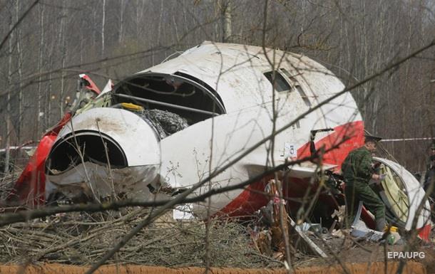 Катастрофа под Смоленском: найдены следы взрыва