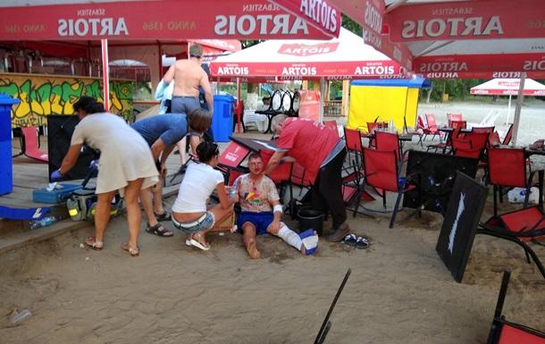 СМИ: При перестрелке в Полтаве погиб чемпион ММА