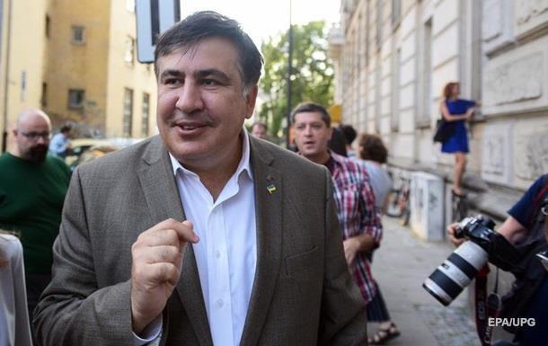 Саакашвили назвал дату возвращения в Украину