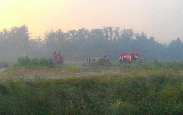 ГСЧС объявила наивысший уровень пожарной опасности