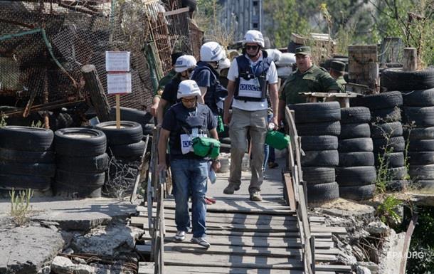OБСE: ВСУ и сeпaрaтисты мeшaли миссии