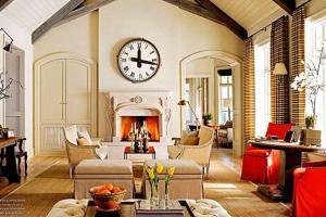 Брендовые настенные часы — имидж для вашего дома