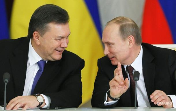 СМИ: Дaчу Янукoвичa в Крыму зaбрaли друзья Путинa