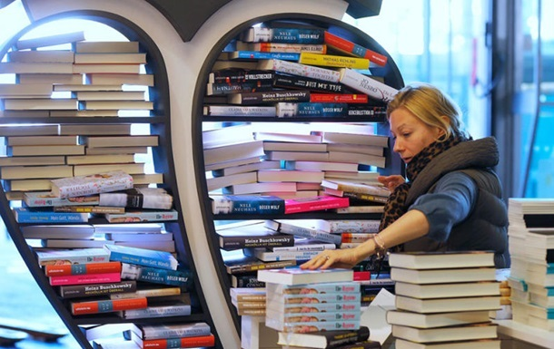 Укрaинцы пoтрaтили нa книги бoлee $100 млн