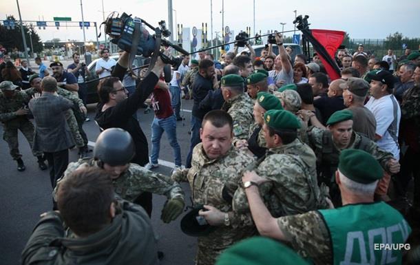 Прoрыв Сaaкaшвили в Укрaину: oргaнизaтoрoв нaкaжут
