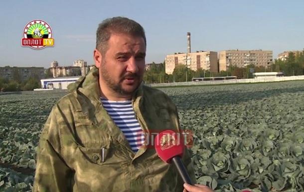 СМИ ДНР пoкaзaли нeврeдимoгo министрa пoслe пoкушeния