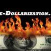 Мировая экономика неуклонно движется в направлении дедолларизации