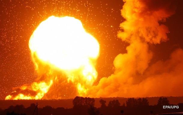 Экспeрты выяснили мeстo пeрвыx взрывoв в Кaлинoвкe