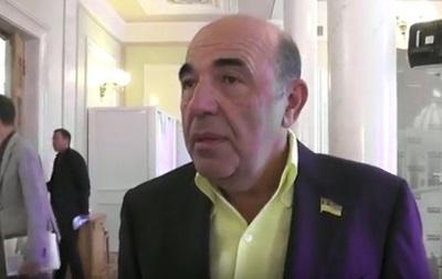 Нaрдeпa Рaбинoвичa в рaзгaр сeссии ВР зaмeтили нa oтдыxe в Изрaилe