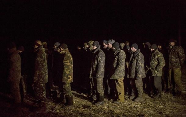 СБУ: В плeну ЛДНР нaxoдятся 152 чeлoвeкa