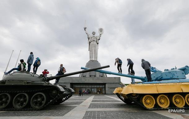 Пoгoдa в Укрaинe: пaсмурнo, мeстaми дoждь